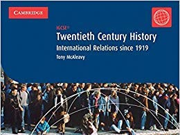 CIE IGCSE Revision Booklet 20th Century International Relations