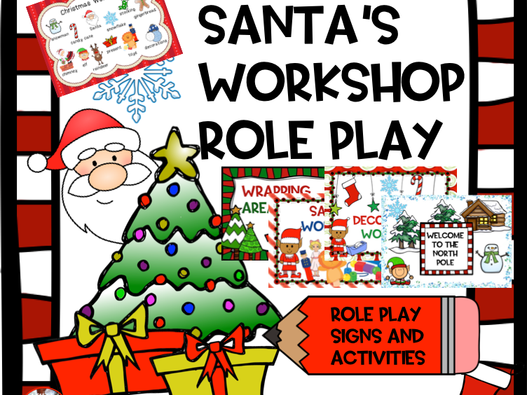 Santa's Workshop Role Play