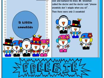 5 Snowkids!