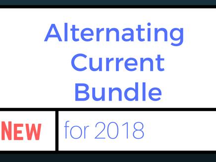2018 Alternating Current Bundle