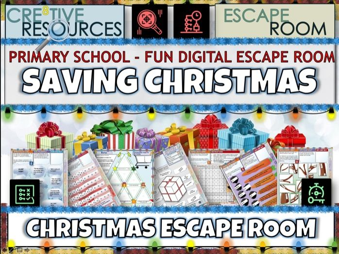 Christmas Escape Room 2020