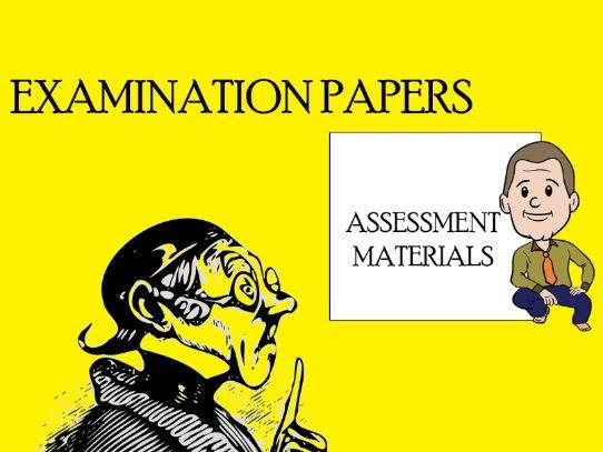 Gillian Clarke Exam Paper Mega Pack