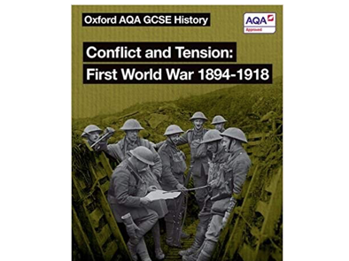 World War One 1894-1918 Revision Guide (New Specification)