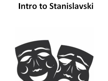 Intro to Stanislavski Classroom Based