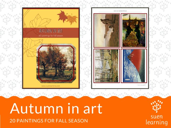 Autumn in art - 20 paintings for fall season