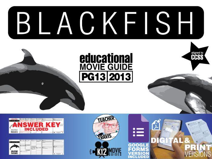 Blackfish Movie Viewing Guide