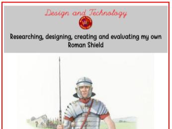 D&T Roman Shield Project