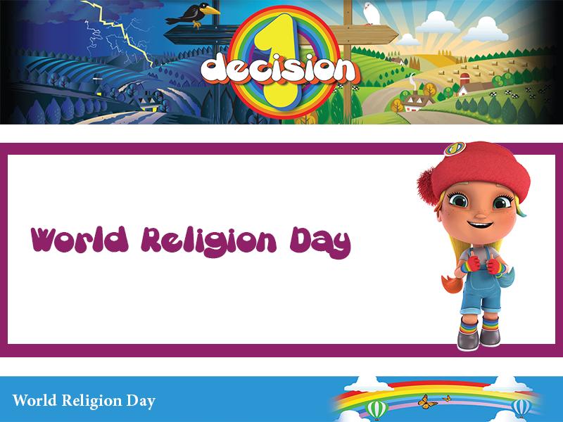 Celebrate  World Religion