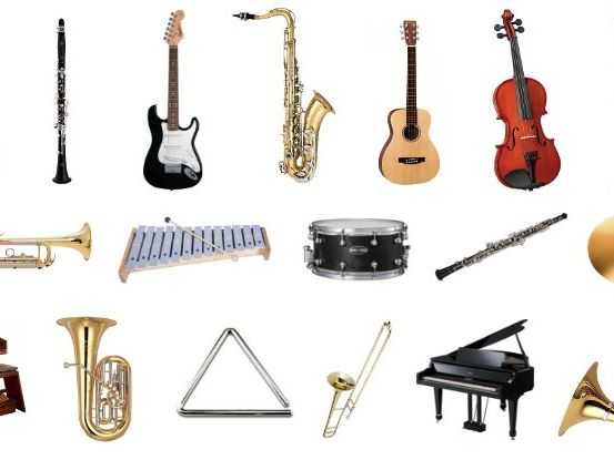 Musical Instrument Research Task (Easy Cover)