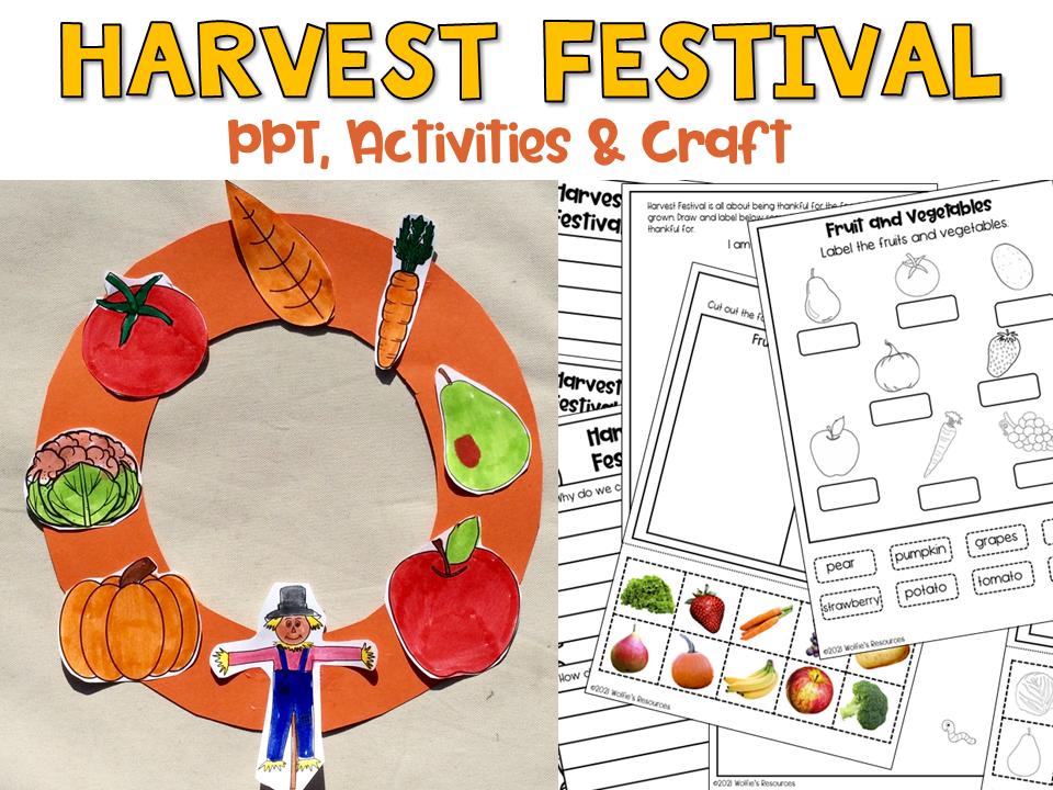 Harvest Festival KS1
