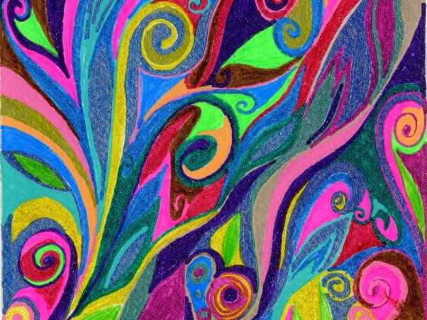 Descriptive writing: Colours; sustaining imagery, creating mood