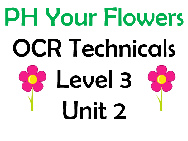 OCR Technicals (Global Info) Mock Test based on PH Your Flowers Pre-Release