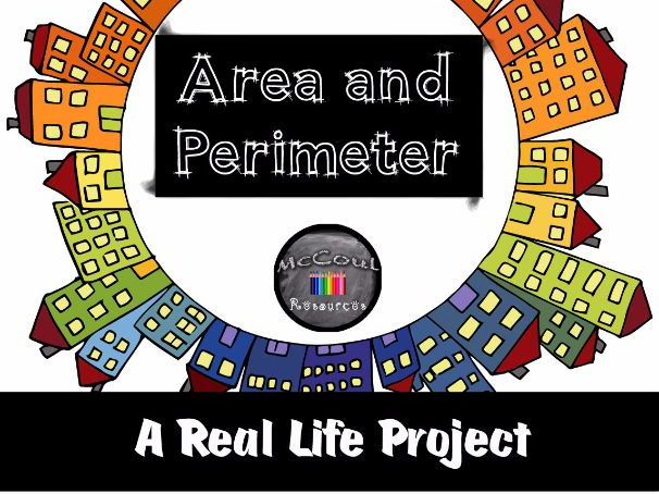 Area and Perimeter - Project Based Learning in Math