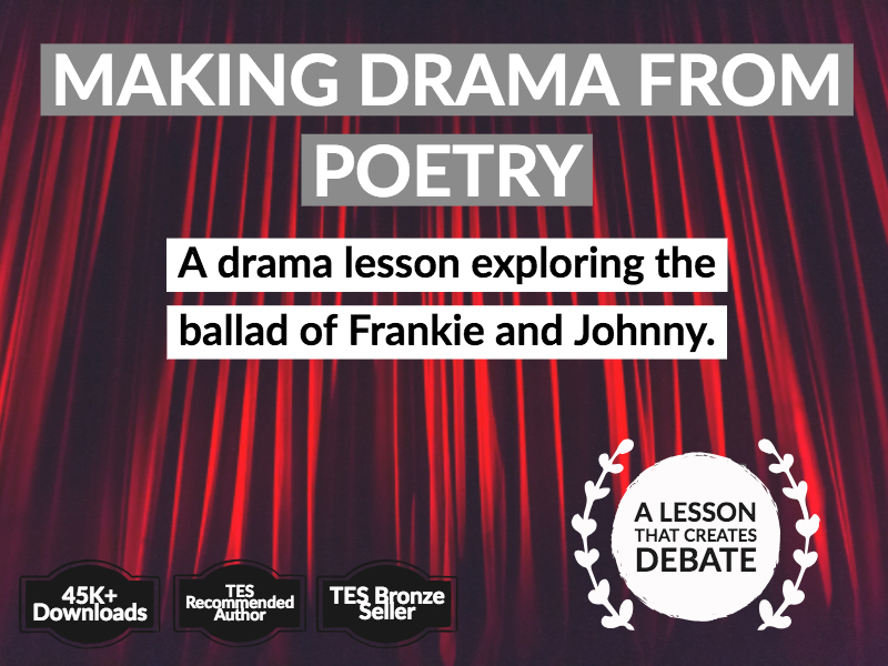 The Ballad of Frankie and Johnny