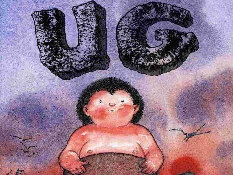 Ug: Boy Genius of the Stone Age - Raymond Briggs Full plans and resources