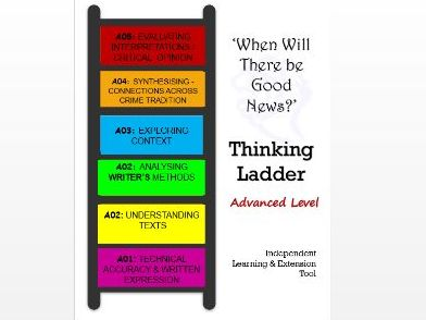 'When Will There be Good News?' Independent Revision Booklet