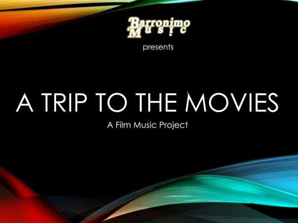 A Trip To The Movies Part One - Early Film Music