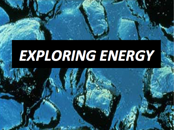 Exploring Energy! Bundle