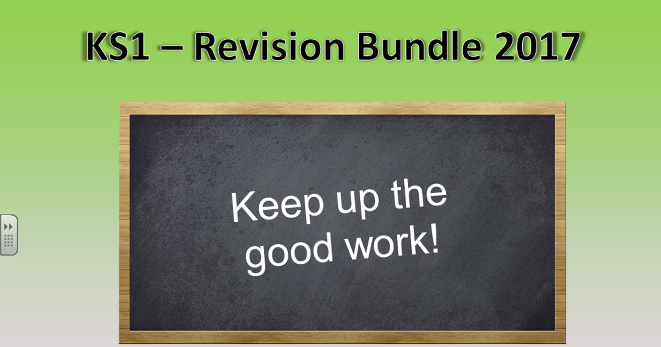 2017 Key Stage/KS1 SATs Maths and SPAG Revision Bundle
