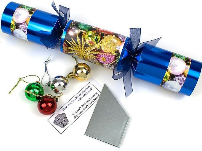 Design a Christmas Cracker