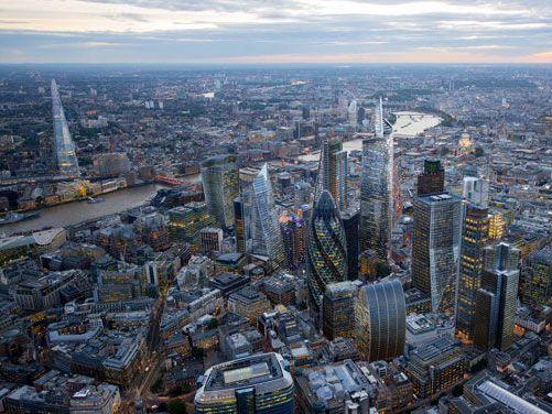 GCSE: London's Structure - Explain how London's structure varies.