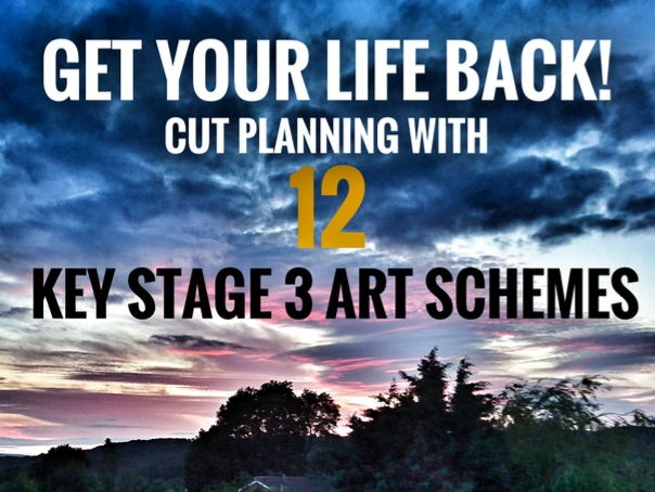 ART. 12 Key Stage 3 Schemes of Study for 2017-18