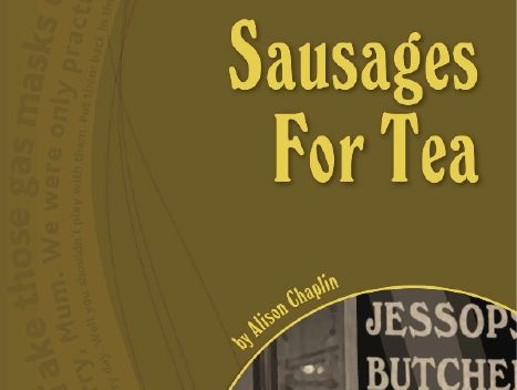 Sample Pages For Sausages For Tea WW2 Play Script