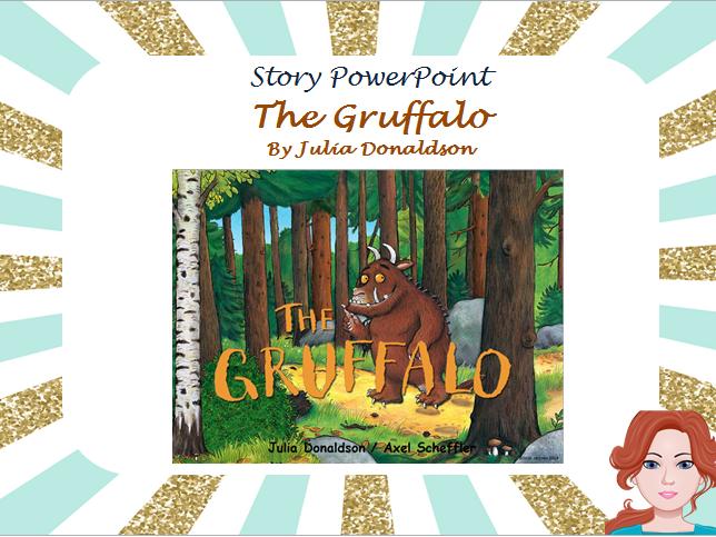 The Gruffalo PowerPoint story Julia Donaldson by benpartridge ...