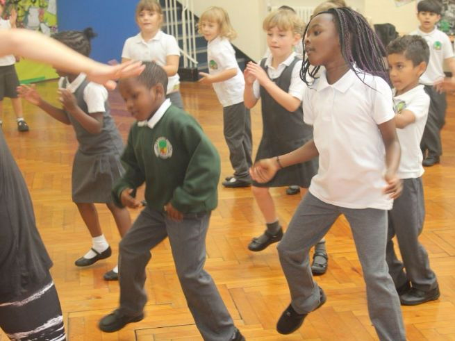 Dance Workshops for Schools