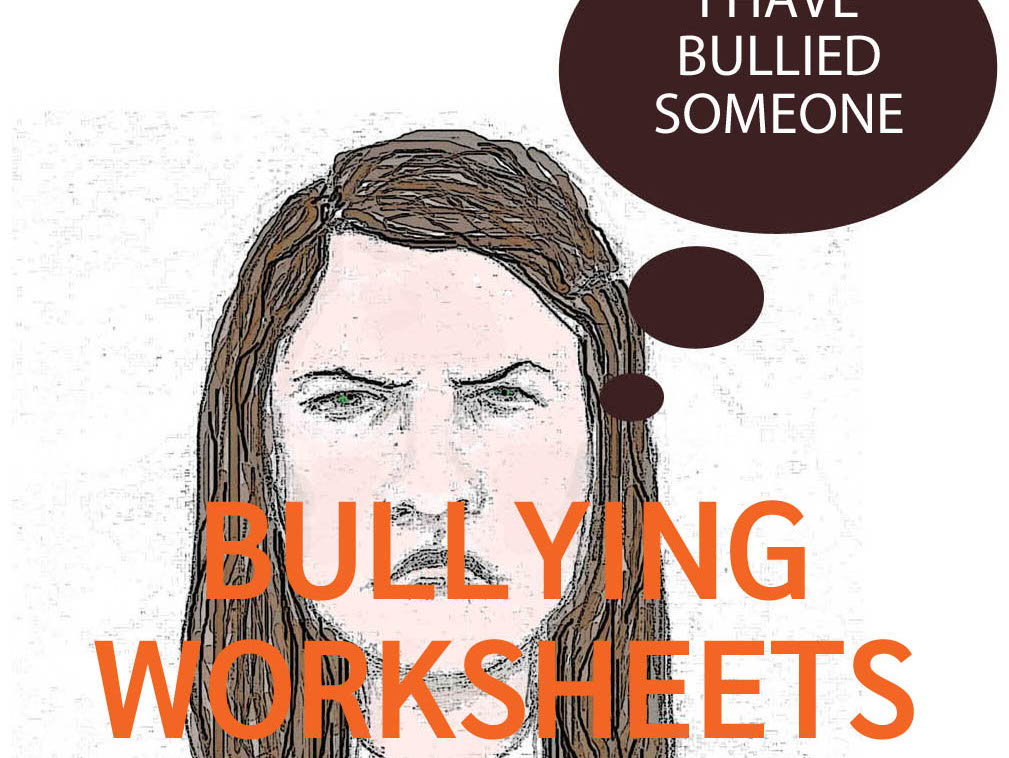 Behavior, Bullying Worksheets  and Cyberbullying Quiz Bundle (US)