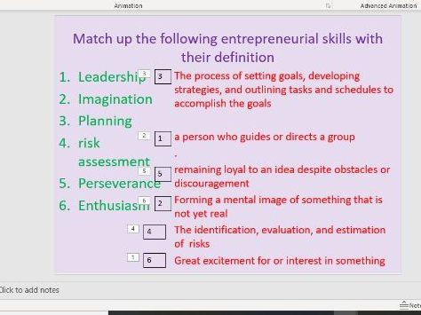 What is enterprise?