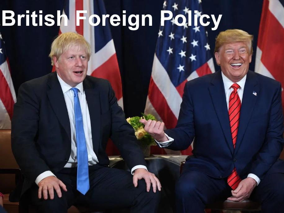 Globalisation Britain