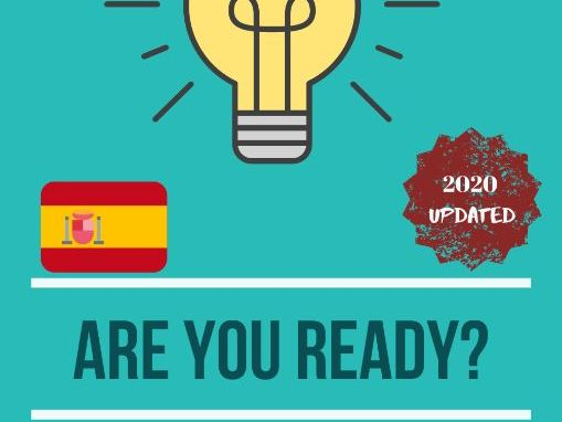 Spanish A LEVEL AQA Revision Notes Speaking exam