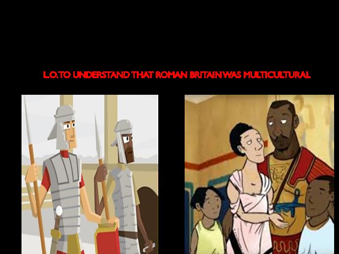 Black People in Roman Britain