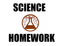 Chemistry Homework Projects