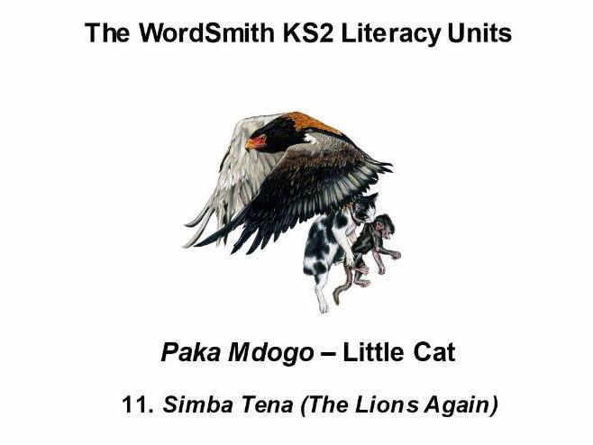 The WordSmith Literacy Units for KS2 (11)