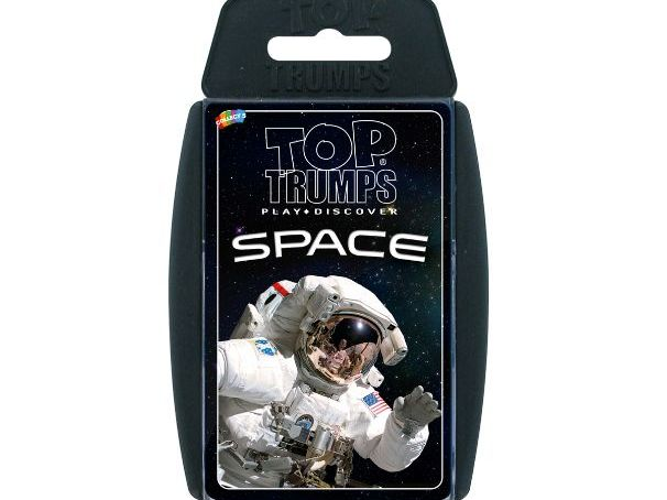 Space Official Top Trumps - Sample Deck