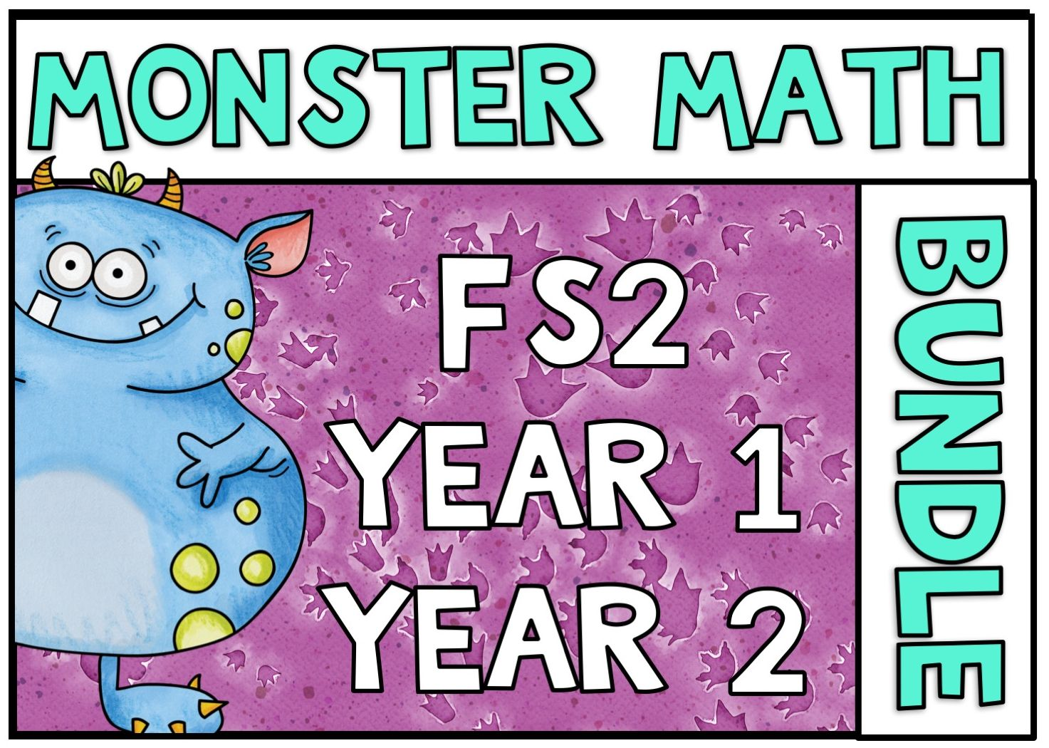 Monster Math Bundle