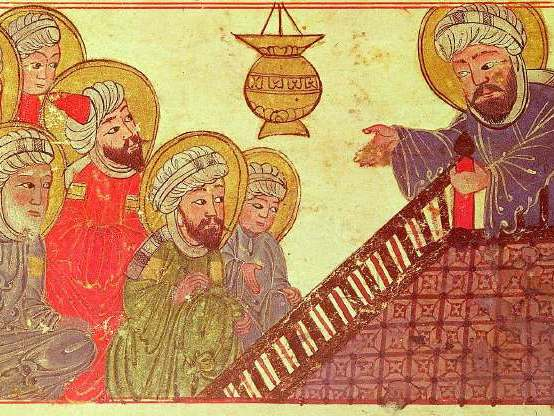 The Islamic World in the Middle Ages