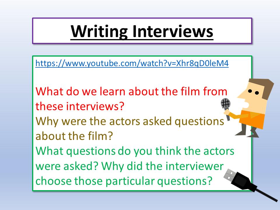 English KS3 Article Writing