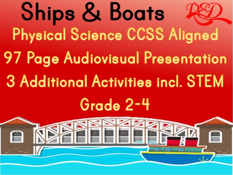 Ships & Boats Presentation, FREE PREVIEW