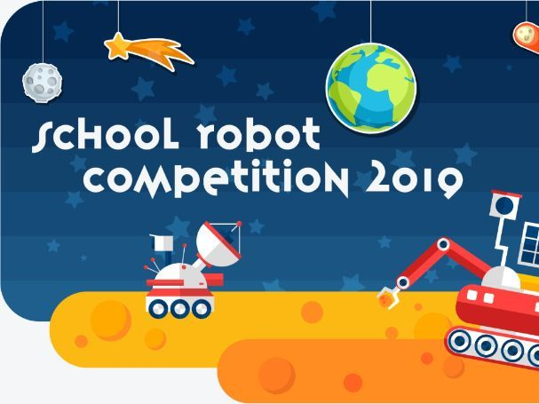 School Robot Competition 2019