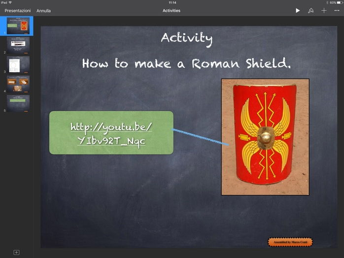 Art Activities: Ancient Rome Make a Roman Shield, Make a Roman Bracelet