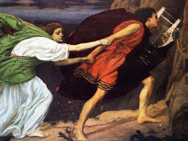 FS English Level 1 & 2: 'Orpheus & Eurydice'