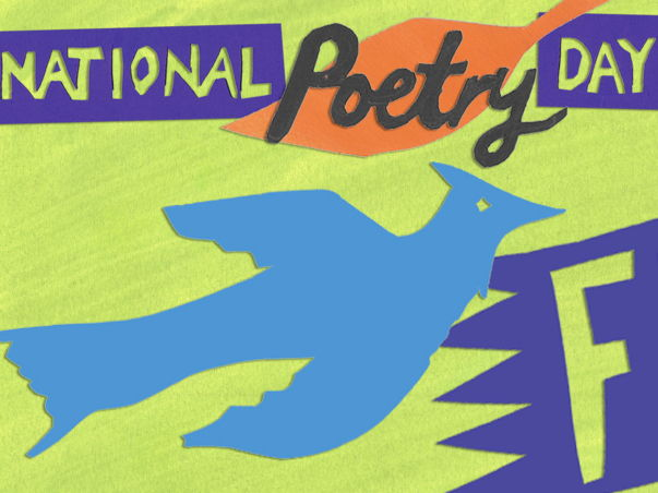National Poetry Day 2017 Freedom lesson plan created by CLPE