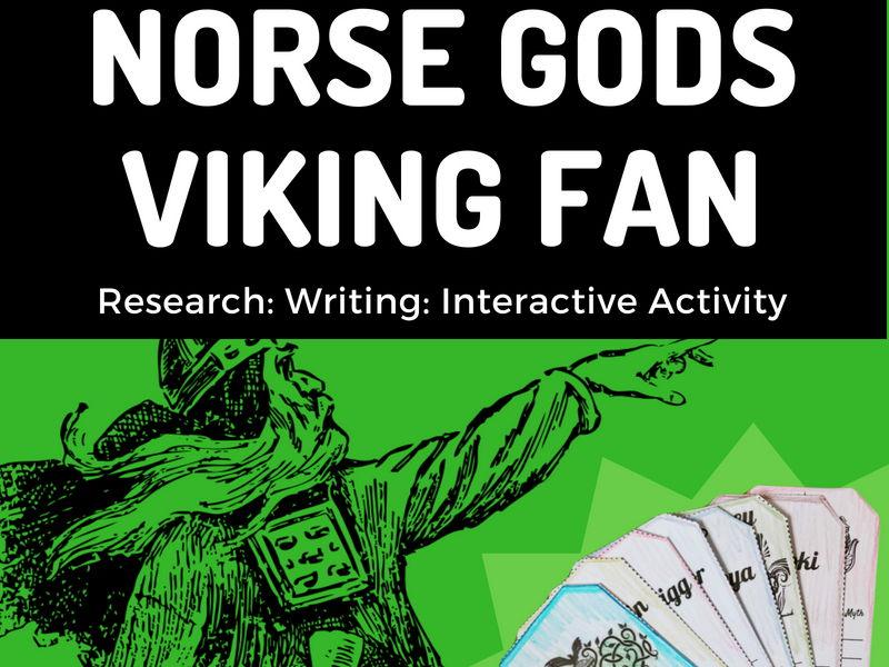 Norse Gods (Viking) Fan
