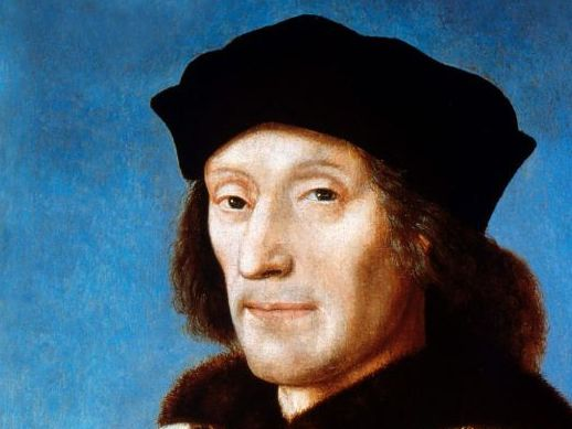 What problems faced Henry VII in 1485?