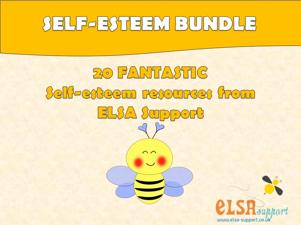 ELSA SUPPORT - Self-esteem Resource Bundle - PSHE