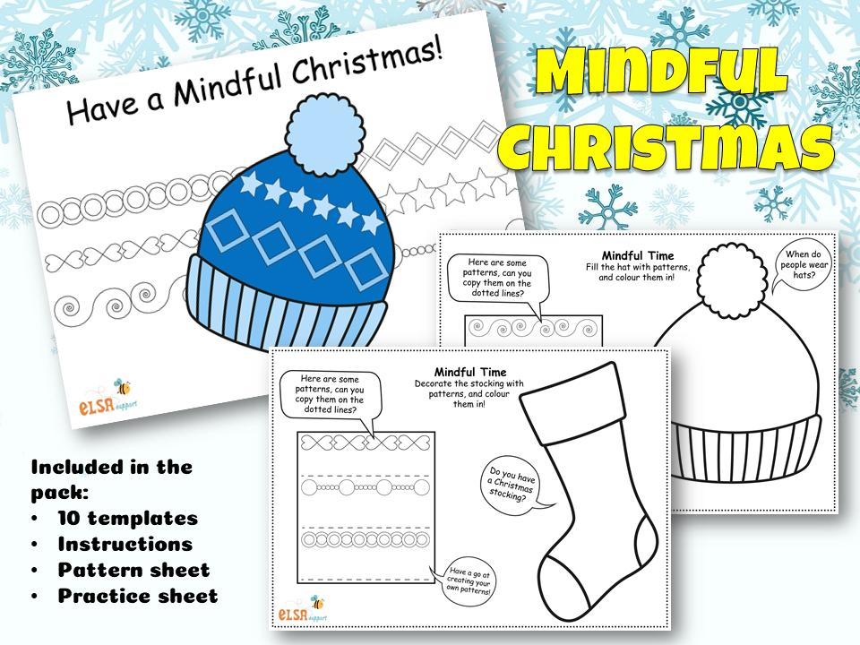Christmas Mindful Time