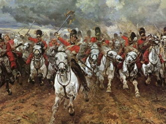 Charge of the Light Brigade - Tennyson